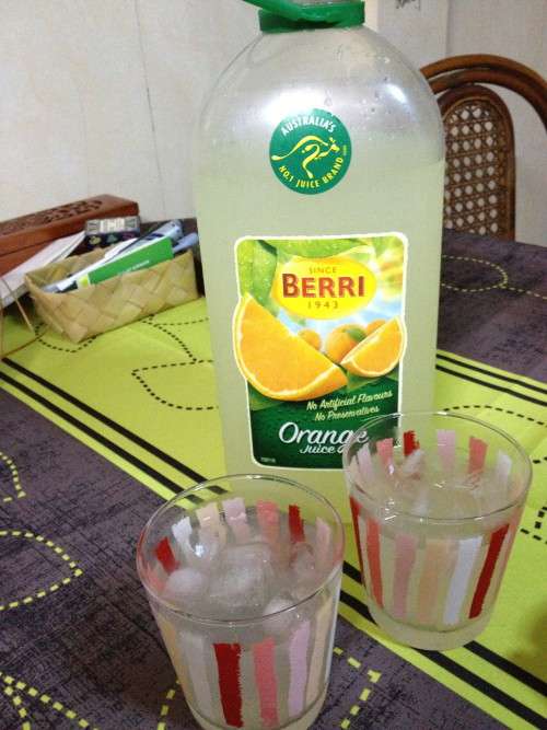 lime juice - ttuk kreuik chm'maa