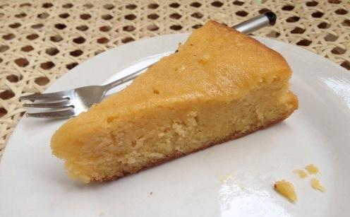 lemon polenta cake 2